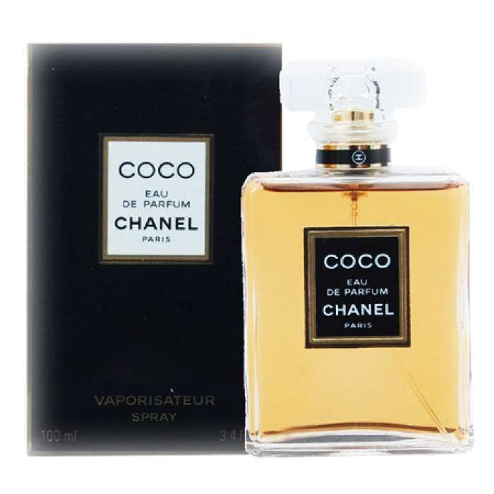 coco chanel eau parfum 100ml vaporisateur spray. Black Bedroom Furniture Sets. Home Design Ideas