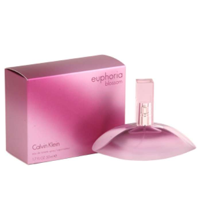 perfume euphoria blossom by calvin klein for women edp 100ml. Black Bedroom Furniture Sets. Home Design Ideas